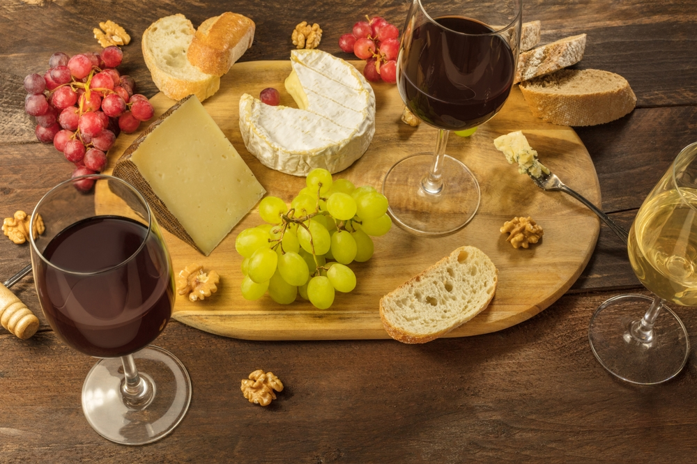 How do the French consume cheese, bread, & wine yet stay healthy & slim?