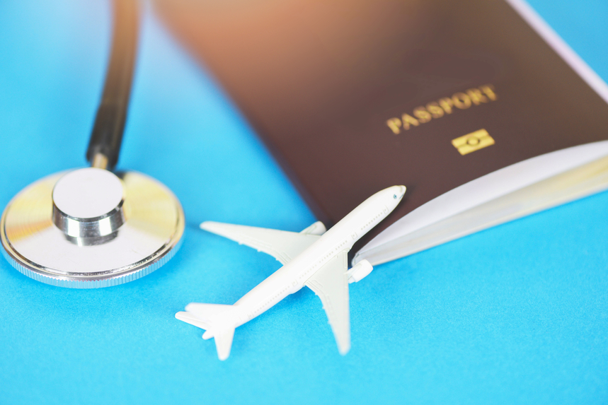 Steps to Decrease COVID-19 Risk with Air Travel