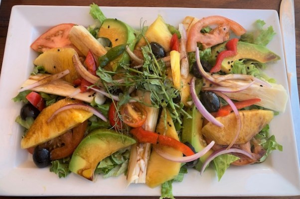 Caribbean Mixed Salad