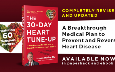 The Latest State-of-the-Art Tips to Prevent and Reverse Heart Disease!